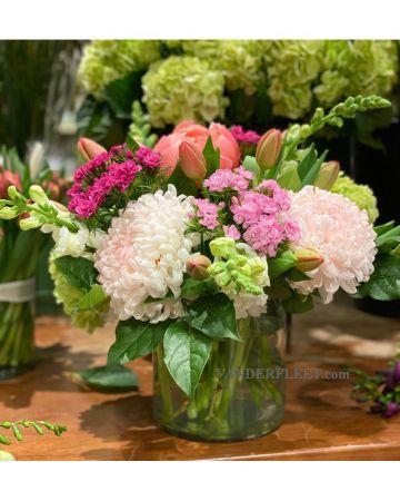 Spring Elegance Floral Design