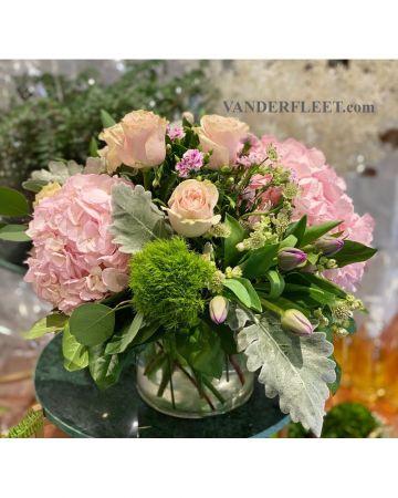 Pink Blush Floral Design